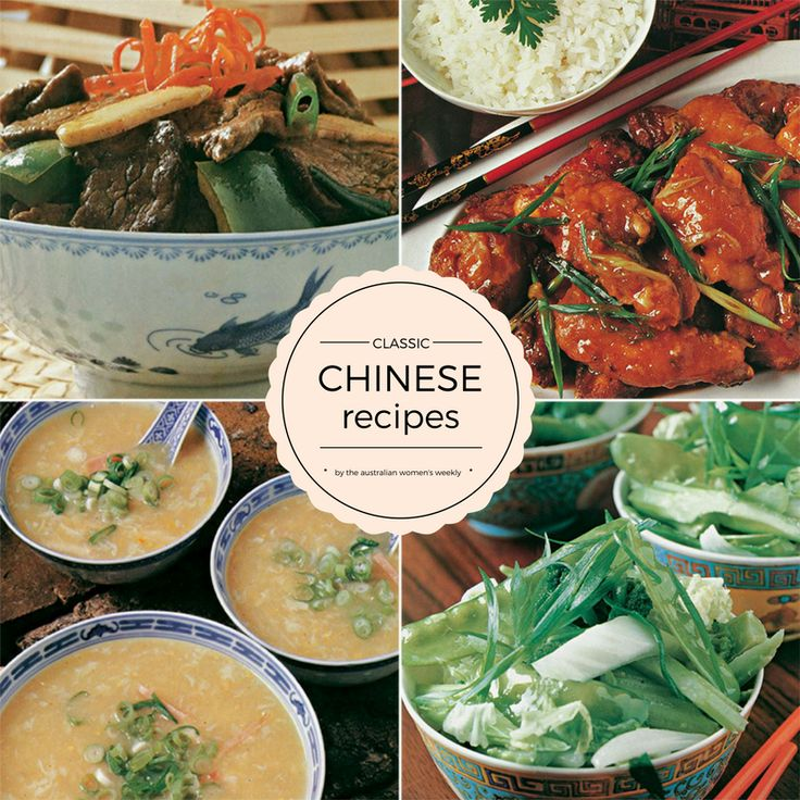 Remember these retro recipes from The Women's Weekly's 'Chinese Cooking Class' cookbook? From a gorgeous collectors' edition, these favourites will taste just as good today as when they were first printed. Choose from ginger beef, lemon chicken and a gorgeous array of spring rolls and soups for an easy, delicious and winning mid-week dinner the entire family will adore.