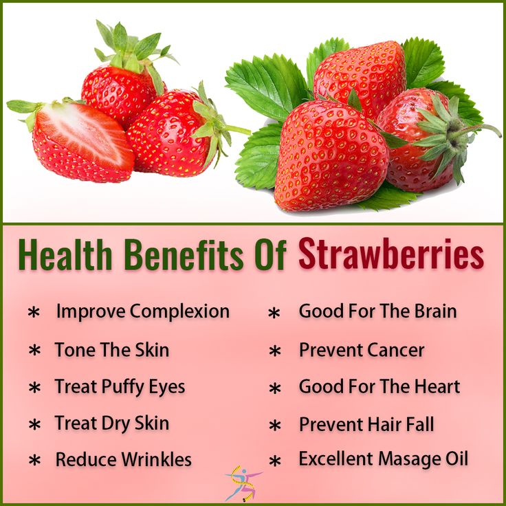 Health Benefits of eating Strawberries:#WLS #eathealthy # ...