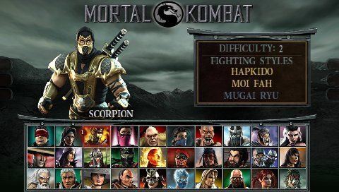 Mortal Kombat: Unchained (2006)