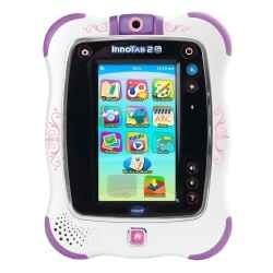 My nine year old and I have been exploring what we can do with the VTech InnoTab 2S Wi-Fi Learning App Tablet. First, the product is easy to set...