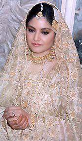 The beautiful Nazia Hassan