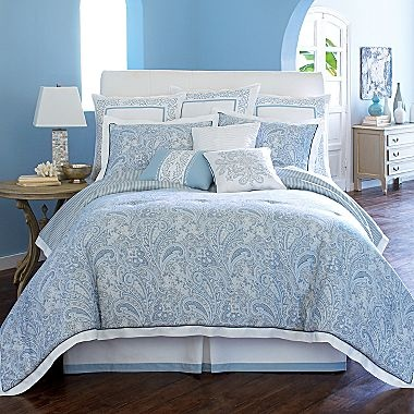 Cindy crawford style lakota paisley comforter set - Jcpenney childrens bedroom furniture ...