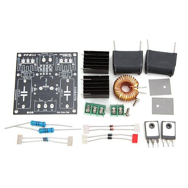 ZVS DIY bordo unidade gerador de impulso de fornecimento de energia bobina de tesla tensão do módulo de aquecimento por indução