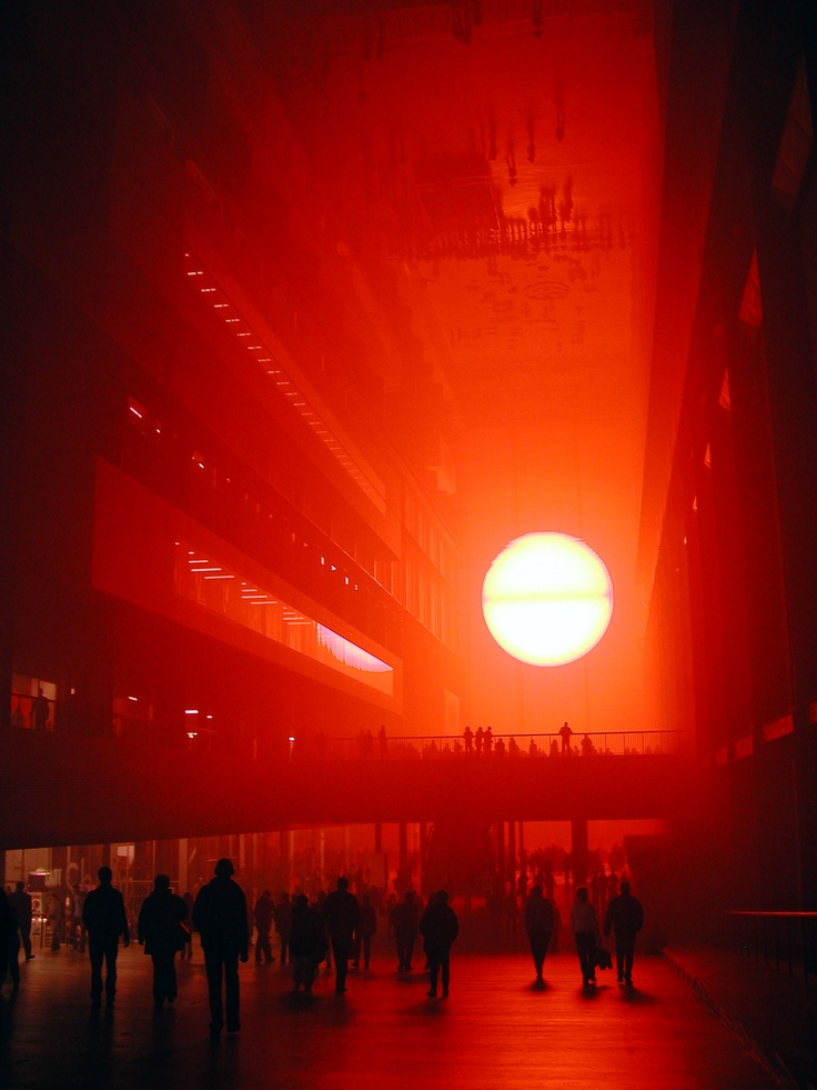 """The Weather"", Tate Modern, London, UK, October 2003"