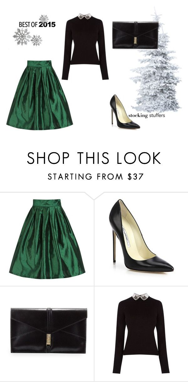"""""""fd"""" by missmikey on Polyvore featuring Brian Atwood, Kelsi Dagger Brooklyn and Oasis"""