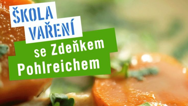 Kuřecí vývar a velouté - Škola vaření se Zdeňkem Pohlreichem