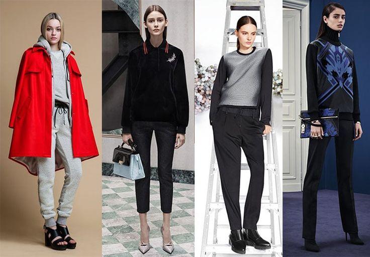 Осенняя одежда в спортивном стиле - http://fashiontweaks.ru/