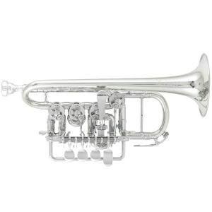 High-Bb/A Piccolo Trumpet Custom J. Scherzer 8111-S