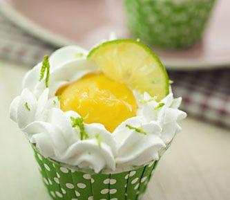 Nguyễn Bảo Anh Thư: Bánh cupcake chanh mặt trời| Emdep.vn