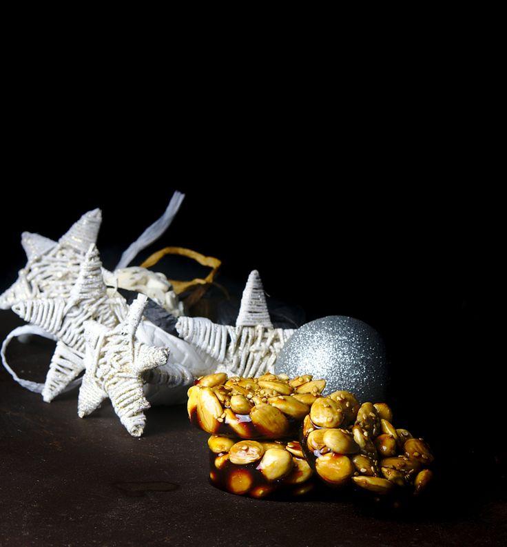 Turrón de guirlache #glutenfree #christmas