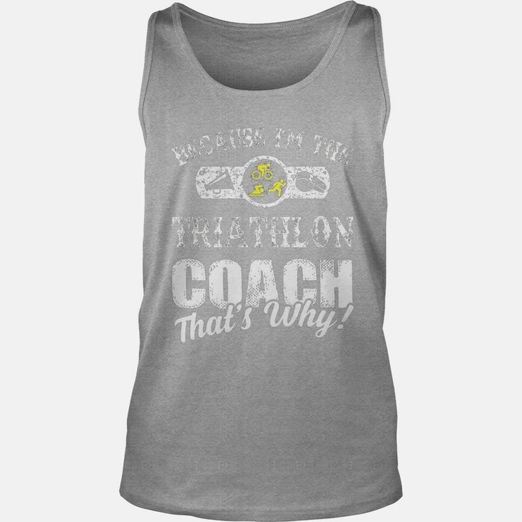 I'm the #Triathlon Coach Shirt Gift for #Triathlon Coaches, Order HERE ==> https://www.sunfrog.com/LifeStyle/117291215-510491687.html?70559, Please tag & share with your friends who would love it, #xmasgifts #superbowl #birthdaygifts  sprint triathlon training, triathlon training for beginners, triathlon training olympic #DIY #crafts #design #education #entertainment #food #drink