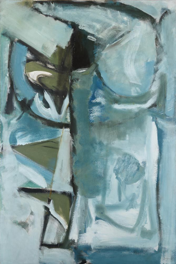 Peter Lanyon | Coast Wind | 1957