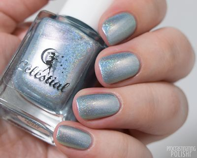 Celestial Cosmetics - January 2017 Releases 'Broken Glass'