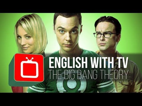 Learn English with The Big Bang Theory: Blowing up the Moon - YouTube