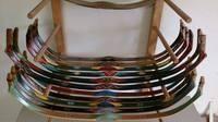 Painted BC and Base Turkish bows