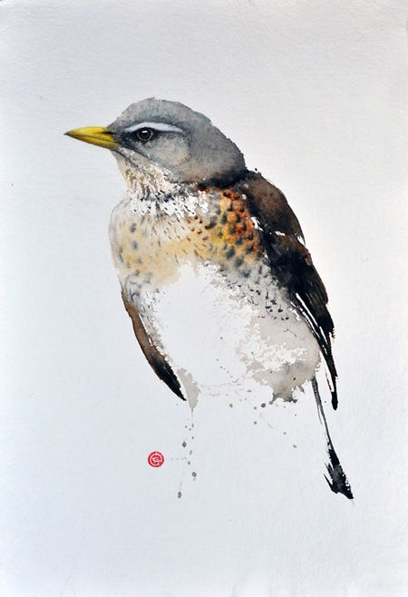 Awesome birds from Karl Mårtens