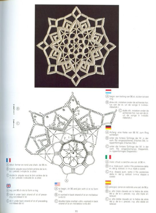 Gallery.ru / Фото #7 - DMC. Creations Crochet D'or - Malinka-Malinka