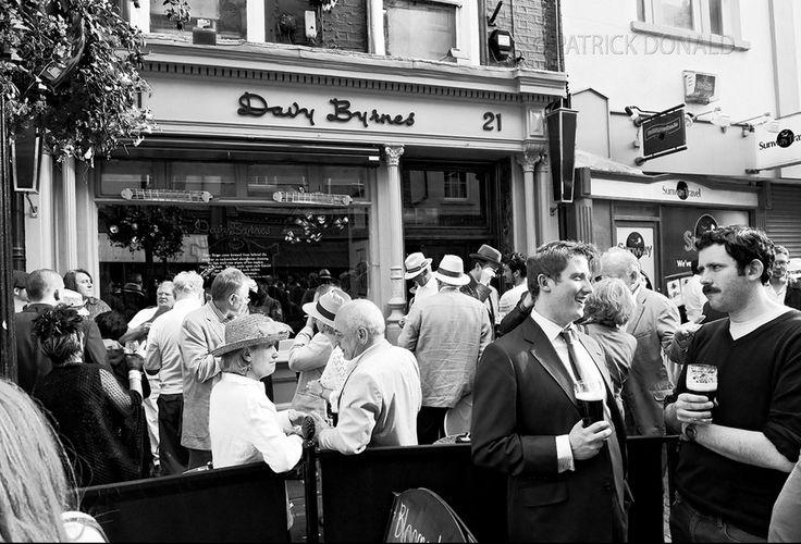 Davy Byrne's pub, Dublin, ireland