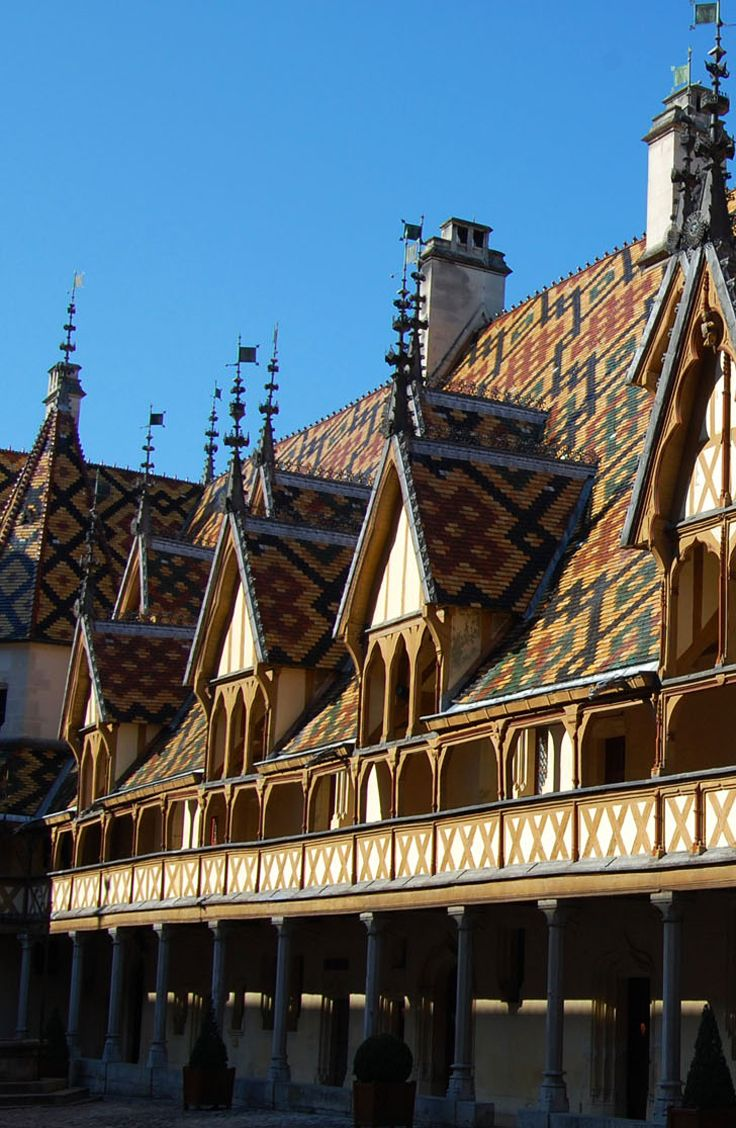 Explore Burgundy's wine capital, Beaune, on Day 18 of the Rick Steves Best of Europe in 21 Days Tour.