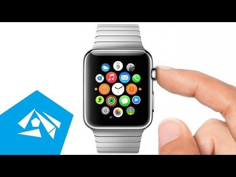 Hands-on with Apple's Watch - YouTube