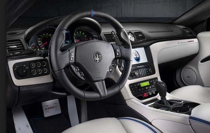Maserati Granturismo 2018 Luxury Interior Design