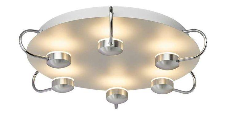 KHG LED- Deckenleuchte, gefunden bei Möbel Höffner. https://www.hoeffner.de/artikel/663327