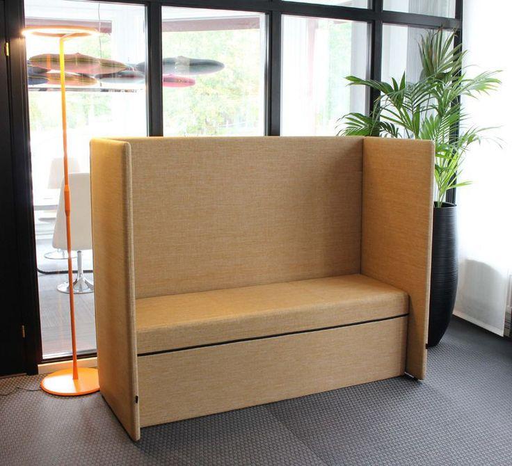 Sofá moderno / de interior / de tela / de uso profesional - SOUND BOOTH - Götessons
