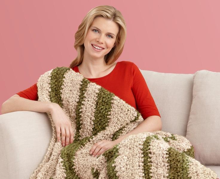 31 best Crochet with Homespun images on Pinterest | Craft, Crochet ...
