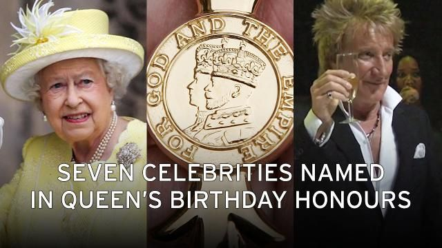 Queen's Birthday Honours 2016: Full list of great and the good awarded for services to their country - Mirror Online