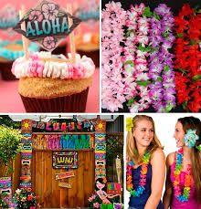 fiesta de 15 años tematica hawaiana - Buscar con Google