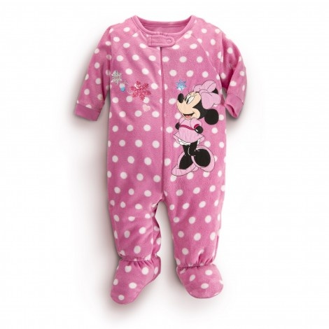 MINNIE MOUSE Blanket Sleeper... Adorable!!!
