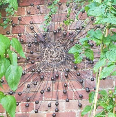 Find This Pin And More On Garden Art Circles By Aayers324.