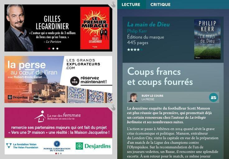 Coups francs etcoups fourrés - La Presse+
