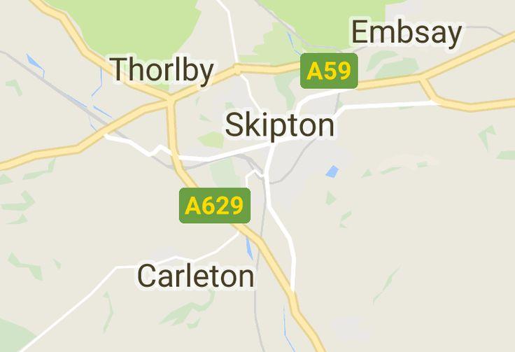 Skipton  Vereinigtes Königreich