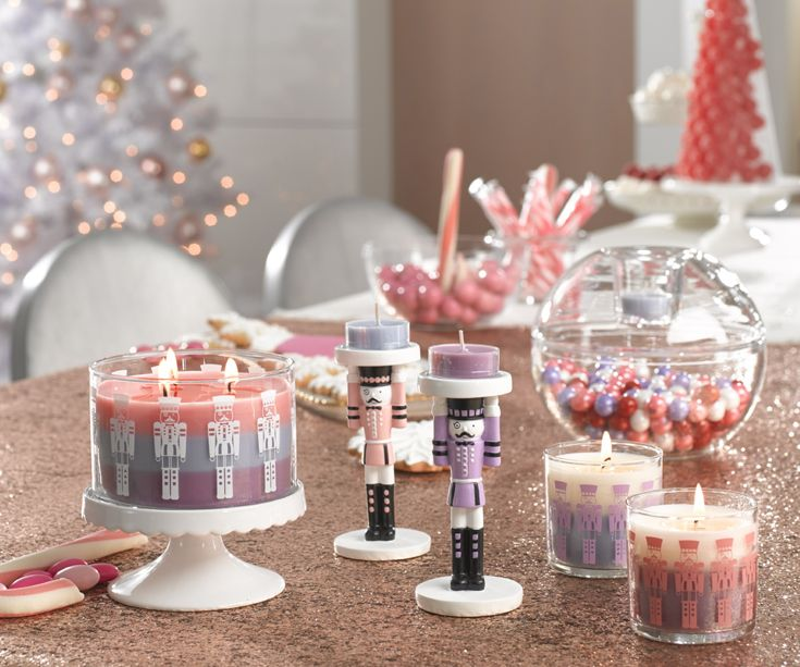 Christmas Decoration Ideas Partylite Nativity