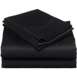 1200 Thread Count FULL SIZE 4pc Egyptian Quality Bed Sheet Set, Deep Pocket, BLACK by BESPOLITAN INC., http://www.amazon.com/dp/B004AWSECU/ref=cm_sw_r_pi_dp_o8Ihqb1WNVC43
