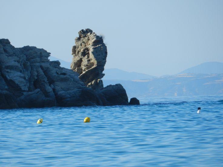 Greece, Sithonia, Armenistis beach