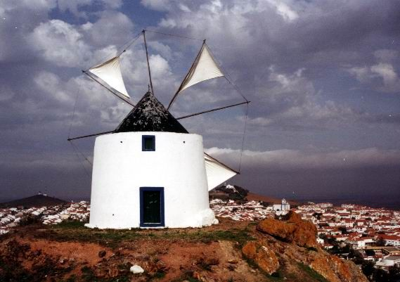 Moinhos de Portugal/ Aljustrel