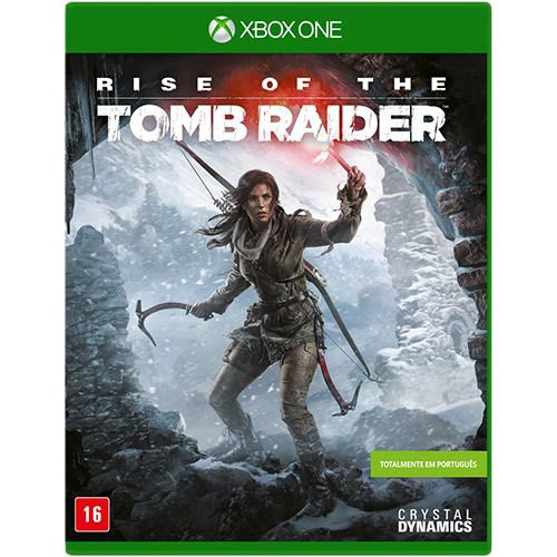 Americanas Game - Rise of the Tomb Raider - XBOX One - R$97,12