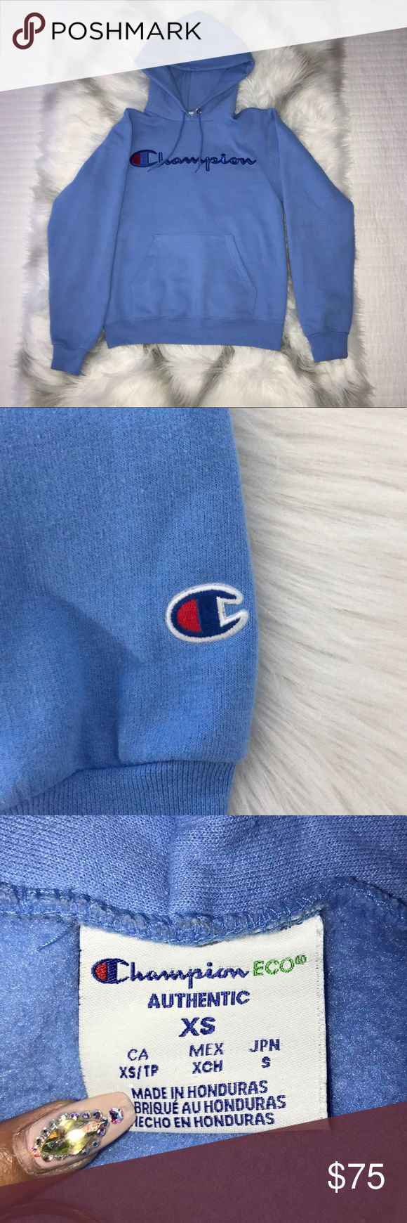 Brand New Champion Hoodie NEW Great Condition, Unisex Champion Sweaters