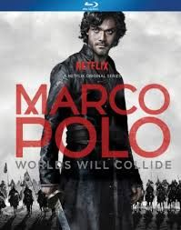 Coming this week to Bluray from creator John Fusco, The Weinstein Company and Anchor Bay Entertainment is the stellar telling of the history of MARCO POLO. http://moviemaven.homestead.com/index.html