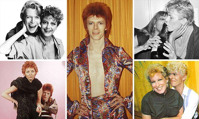 The David Bowie only his closest friends knew was a troubled but charming genius | Daily Mail Online
