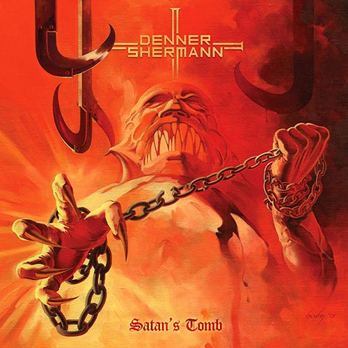 Metal News: Mercyful Fate Guitarist Hank Shermann Discusses Denner/Sherman EP 'Satan's Tomb'