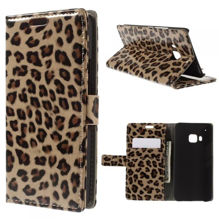 Leopardfodral till HTC One M9.Köp snygga fodral idag via länken: http://www.phonelife.se/mobilfodral