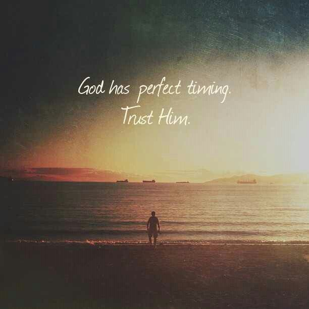 Love Finds You Quote: Best 25+ Trust Gods Timing Ideas On Pinterest