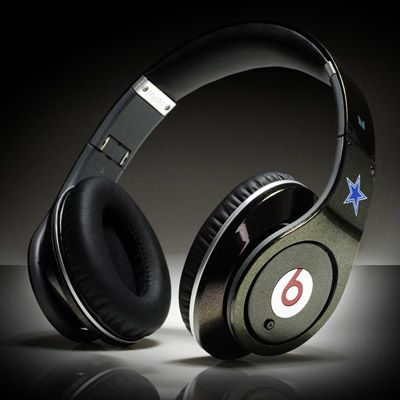 Beats By Dr.Dre NFL Dallas Cowboys logo