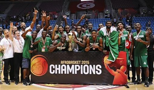 Ekpo Esito Blog: Nigeria beat Angola 74 - 65 in AfroBasket 2015 Fin...