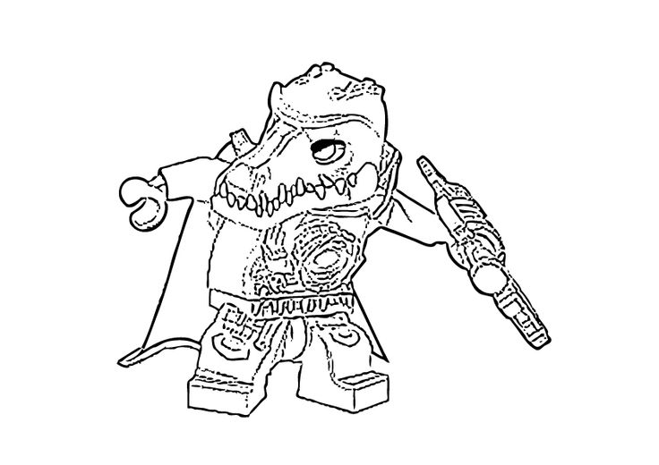 lego chima coloring pages - photo#4