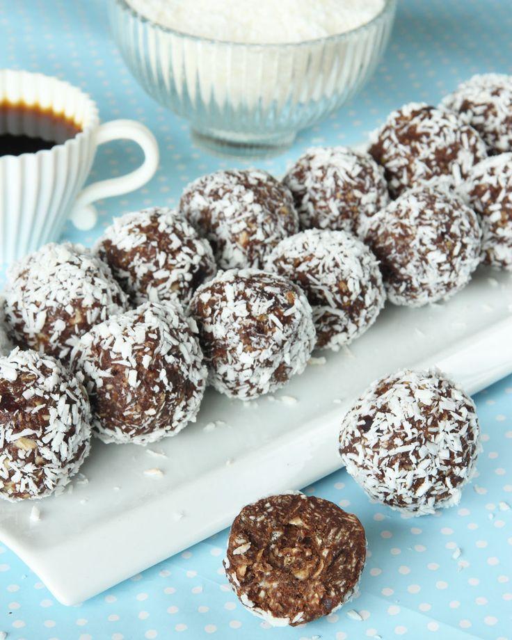 Nyttiga chokladbollar utan socker – lindasbakskola.ned.betaurl.se