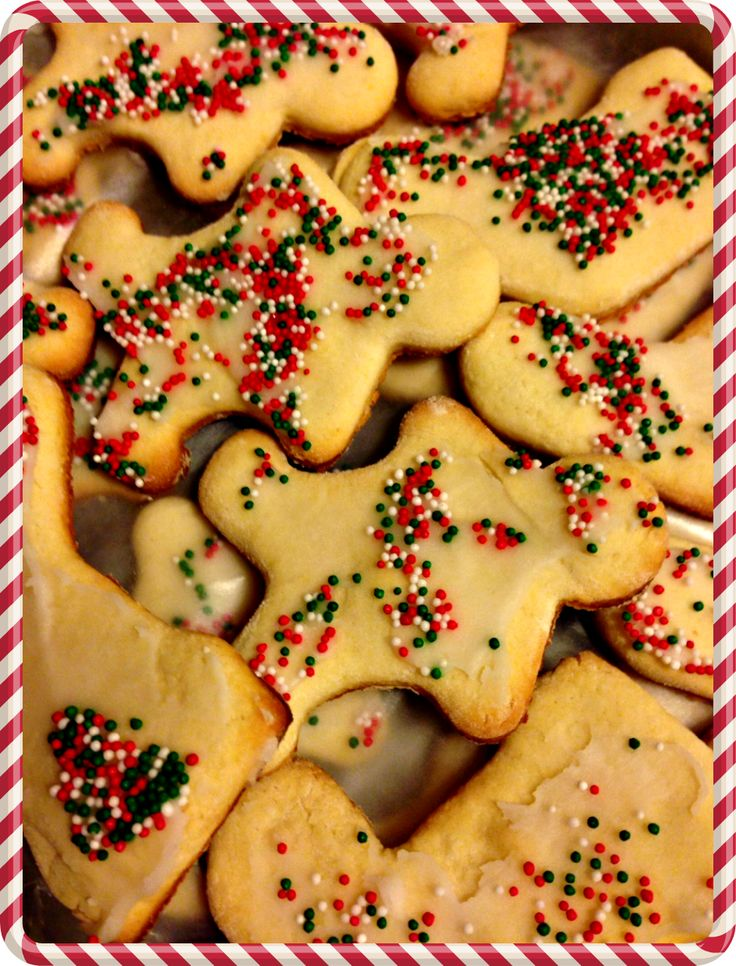 A MotherHood Experience: Christmas Cookies!